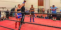 Victory at the 2017 Muay Thai World Expo