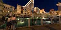 Grand Canal at the Venetian Resort Hotel Casino