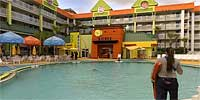 One of the Nick Hotel pools.