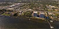 Titusville, FL, across from Kennedy Space Center on Merritt Island