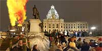 Winter Carnival on the MN Capitol Steps