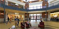 Bayshore:  Rotunda/Guest Services Area