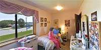 360 degree panorama of Westhills Village Retirement Community.